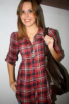 camisa11 Blusas Xadrez Feminina Manga Curta