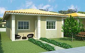 casa propria financiada caixa01 Comprar Casas Financiadas pela Caixa