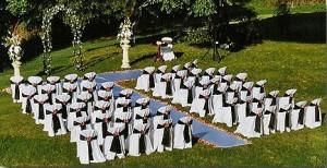 casamento de dia 1 300x154 Decoração de Casamento de Dia, Sugestões, Fotos