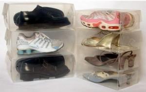 como organizar sapatos no armario dicas de organizaçao de armario de sapato 300x190 Como Organizar os Sapatos no Armário