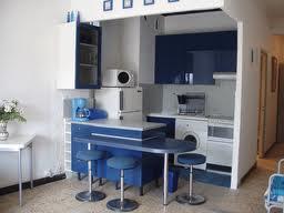 cozinha americana com bancada fotos4 Cozinha Americana com Bancada, Fotos