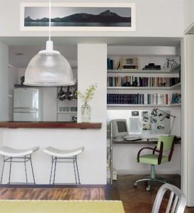 cozinhasintegradas 12 274x300 Cozinha Americana com Bancada, Fotos