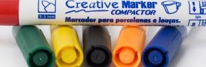 creativemarker1 300x98 Decoração Em Porcelana Dicas