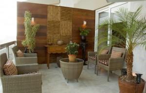 decoração com bambu 4 300x191 Decoração Com bambu, Sugestões e Fotos