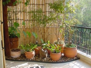 decoração com bambu 9 300x225 Decoração Com bambu, Sugestões e Fotos