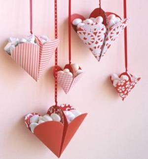 decoração com corações 3 Decoração Com Corações