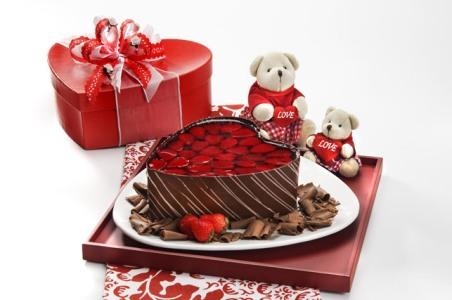 decoração com corações 5 Decoração Com Corações