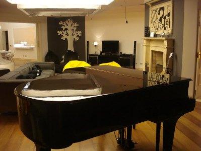 decoração com instrumentos musicais Decoração Com Instrumentos Musicais