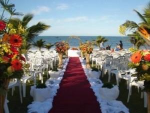decoração de casamento com flores dicas 31 300x225 Decoração de Casamento de Dia, Sugestões, Fotos