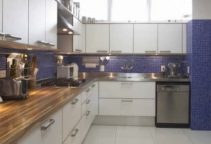 decoração de cozinhas com pastilhas 2 300x205 Decoração de Cozinha Com Pastilhas