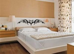 decoração de dormitorio de casal 300x220 Decoração de Dormitórios de Casal
