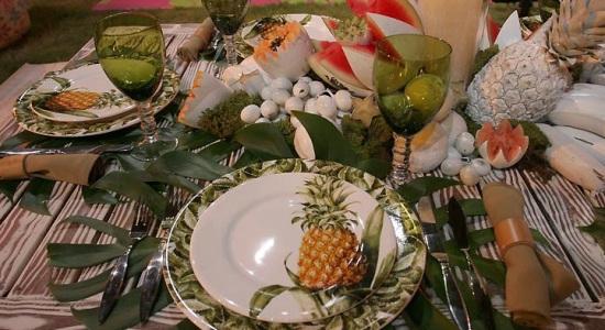decoração de festa havaiana fotos 4 Decoração De Festa Havaiana, Fotos