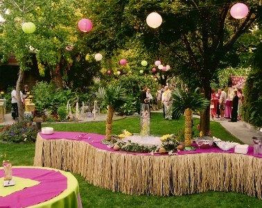 decoração de festa havaiana fotos Decoração De Festa Havaiana, Fotos