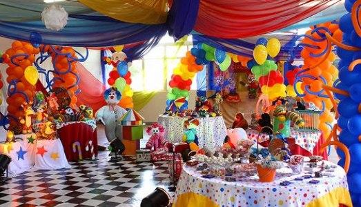 decoração de festa infantil circo 5 Decoração De Festa Infantil Circo
