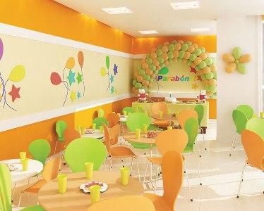 decoração de festa infantil com bexigas 1 Decoração De Festa Infantil Com Bexigas