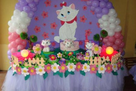 decoração de festa infantil com bexigas Decoração De Festa Infantil Com Bexigas