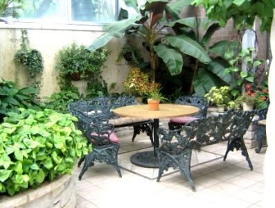 decoração de jardins pequenos 1 Decoração De Jardins Pequenos