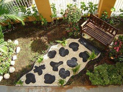 decoração de jardins pequenos Decoração De Jardins Pequenos