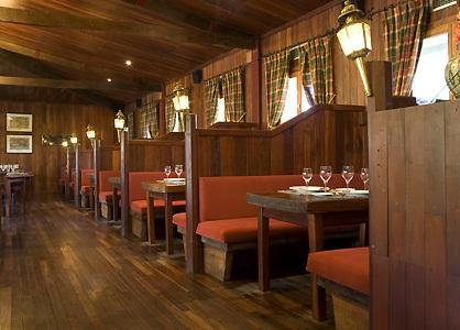 decoração de restaurantes rusticos 1 Decoração De Restaurantes Rústicos