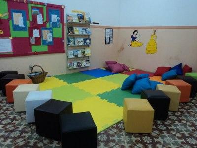 decoração de sala de leitura 3 Decoração De Sala De Leitura