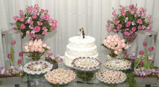 decoração economica para casamento 2 Decoração Econômica Para Casamento