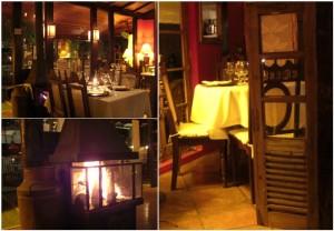 decoração rustica 300x208 Decoração de Restaurantes Rusticos