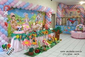 decoracao infantil1 300x200 Mesas Para Decoração Infantil