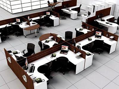 escritorio4 Decoração de Escritório