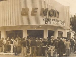historia2 300x225 Lojas Benoit Eletrodomésticos