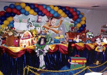 ideias de decoração de festa infantil 2 Idéias De Decoração De Festa Infantil