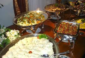 jantar Sugestão de Cardápio para Casamento
