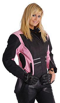 jaqueta3 Jaquetas Femininas de Moto