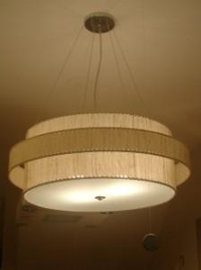 lustre circular 224x300 Lustres para Sala de Jantar