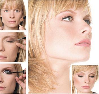 maquiagem21 Dicas de Maquiagem para Loiras