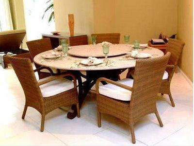 mesa de jantar redonda 2 Mesa de Jantar Redonda, Preços, Onde Comprar