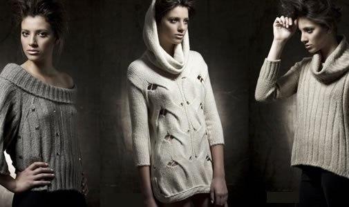 moda feminina outono inverno 2010 2011 Modelos de Blusas Inverno 2011