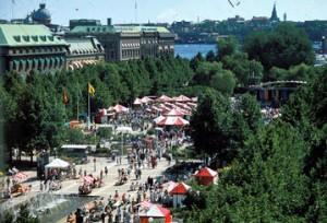 ponto2 300x204 Lugares Turísticos da Suécia
