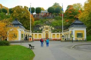 ponto3 300x199 Lugares Turísticos da Suécia