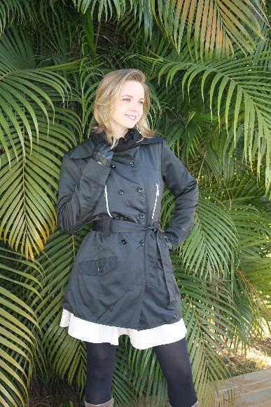 promocao casaco trench coat santa saia 16865C Modelos de Blusas Inverno 2011