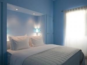 quarto azul 300x225 Cores Calmas Para Quarto