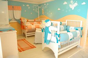 quartobebe2 Decoração de quarto de bebê   como fazer?