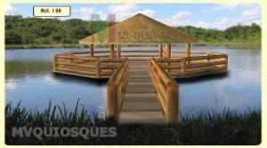 rio 300x167 Projetos de Quiosques Residenciais