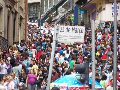 rua 25 marco Dicas de Compras na 25 de Março em SP