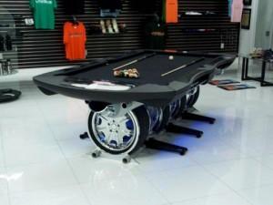 sinuca tunada 300x225 Mesa de Bilhar, Mesa de Snooker, Mesa de Sinuca