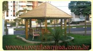 telha 300x167 Projetos de Quiosques Residenciais