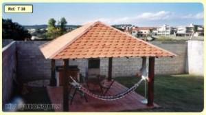 telha churrasqueira 300x167 Projetos de Quiosques Residenciais