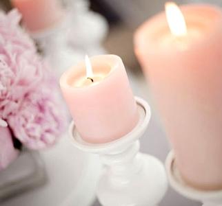 velas para decoração de festas 5 Velas Para Decoração De Festas
