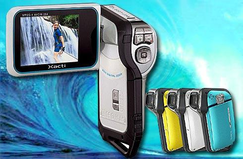 Câmera digital a prova d'água preços1 Câmera digital a prova d'água preços