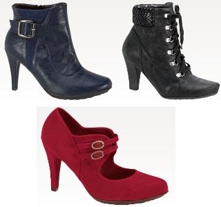 Coleção de sapatos Piccadilly – Inverno 2011 Coleção De Sapatos Piccadilly   Inverno 2011