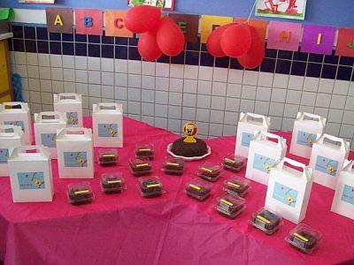 Decoração de Festa de Aniversario na Escola Decoração de Festa de Aniversário na Escola